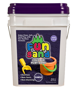 FunSand-Bucket-purple